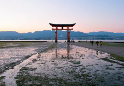 Portal do Sol, Miyajima, Japão - Japan