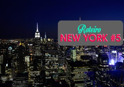 Nova Iorque, Roteiro, New York, NYC