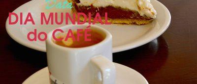Dia mundial do café, santos, são paulo, brasil